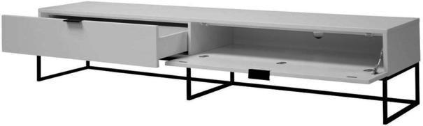 Kiba 1 door 1 drawer TV unit image 3
