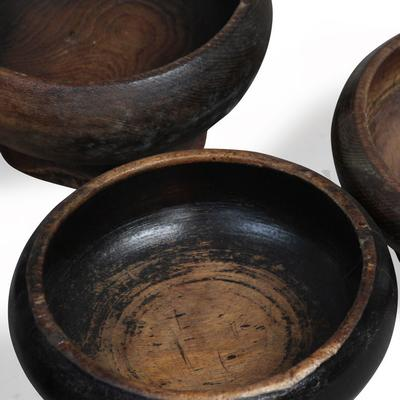 Wooden Tibetan Bowl image 2