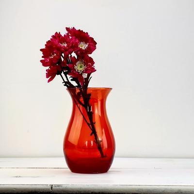 Posy Bud Vase Red image 4