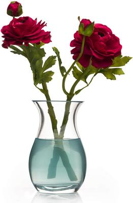 Posy Flower Bouquet Vase - 18cm high