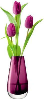 LSA Flower Colour Bud Vase - Heather
