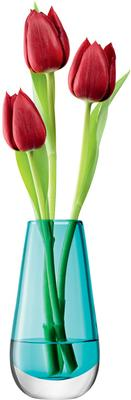 LSA Flower Colour Bud Vase - Peacock [D]