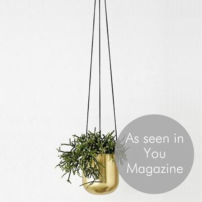 Bloomingville Hanging Flower Pot  image 4