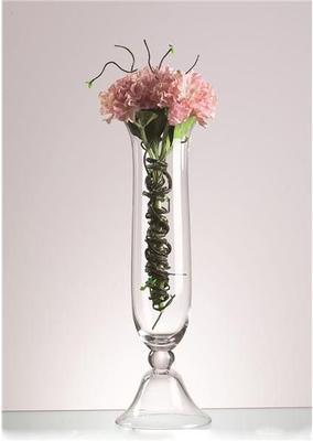 Large Glass Trumpet Vase Lilo1 image 3