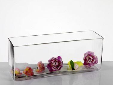 Rectangular Terrarium Vase - 25cm