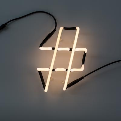 Neon Alphabet Lighting image 16