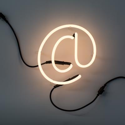 Neon Alphabet Lighting image 24