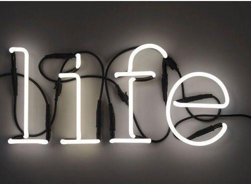 Seletti Neon Alphabet Lighting image 125
