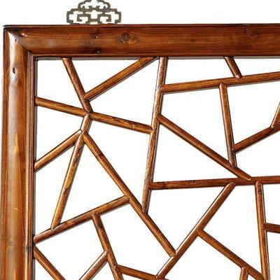 Carved Panel, Warm Elm image 4