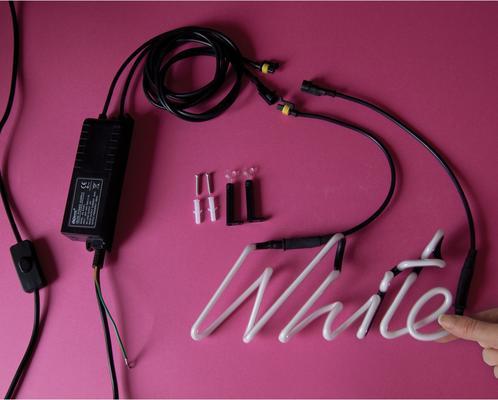 Neon Colour Word Lamp image 3