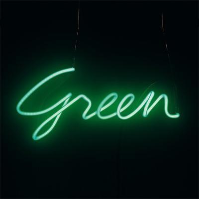 Neon Colour Word Lamp image 8