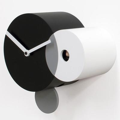 Progetti Kandinsky Black and White Cuckoo Clock image 2