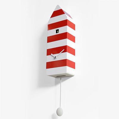 Progetti Capri Cuckoo Clock in Red image 2