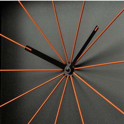 Progetti Perspective Wall Clock - Black image 3