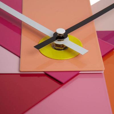 Normann Copenhagen Watch Me Wall Clock - Pink image 3