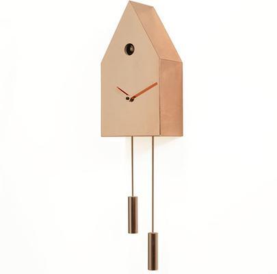 Progetti 24k Copper Cuckoo Clock