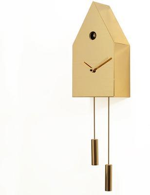 Progetti 24k Gold Cuckoo Clock