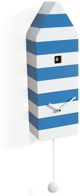 Progetti Capri Cuckoo Clock (Blue)