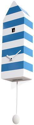 Progetti Capri Cuckoo Clock (Blue) image 3