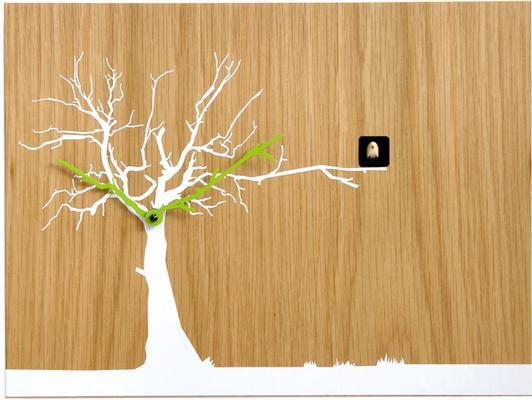 Progetti Cucu Ruku Cuckoo Clock (Natural)
