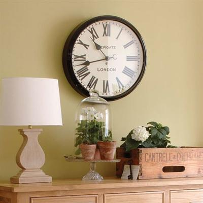 Newgate Battersby Clock (Black) image 4