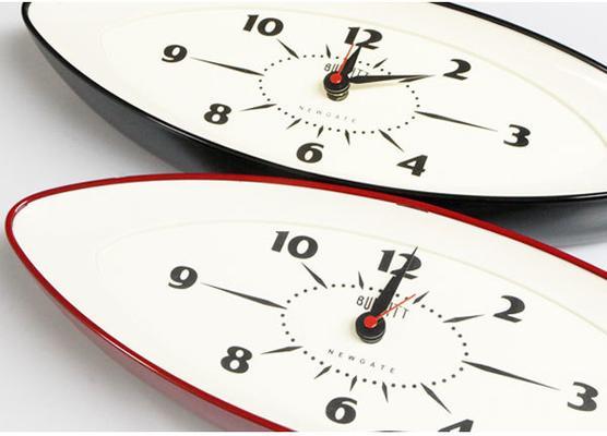 Newgate Bullitt Wall Clock (Red) image 2