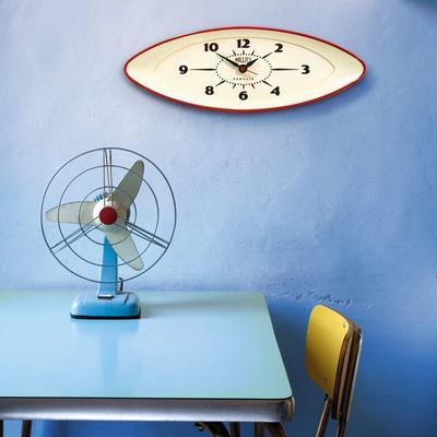 Newgate Bullitt Wall Clock (Red) image 3