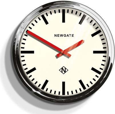 Newgate Metropolitan Clock (Chrome)
