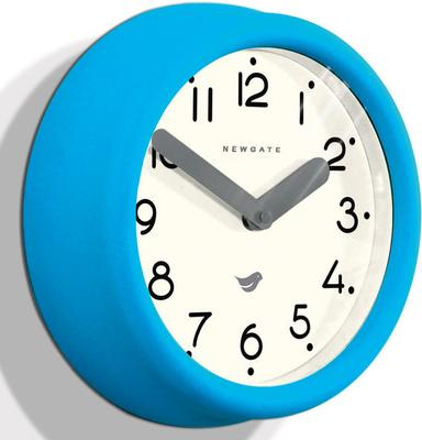 Newgate Pantry Wall Clock (Aqua Blue) image 2