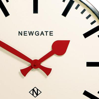 Newgate Putney Wall Clock (Black) image 2