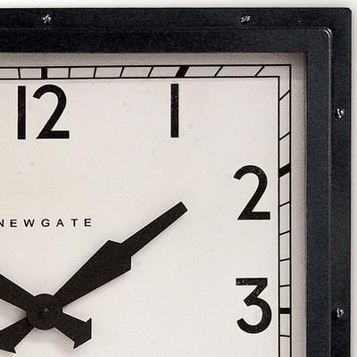 Newgate Quad Clock (Black) image 2