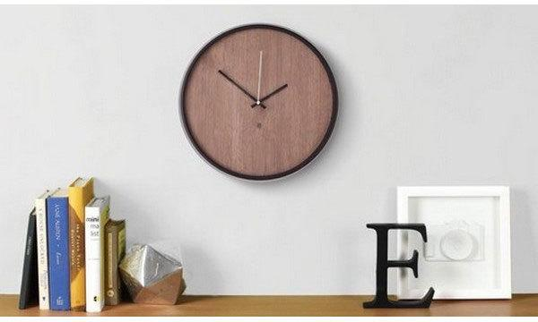 Umbra Madera Wall Clock image 2