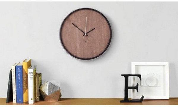 Umbra Madera Wall Clock image 2