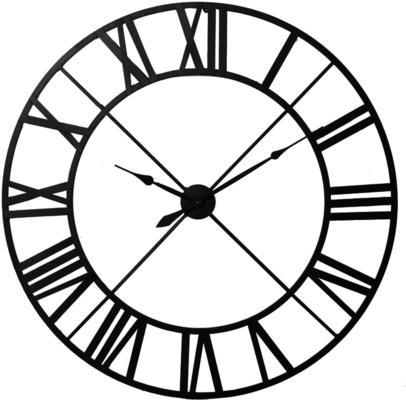 Wrought Iron Wall Clock