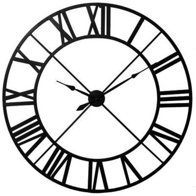 Wrought Iron Wall Clock image 2
