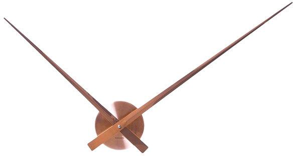 Karlsson Little Big Time Clock - Copper
