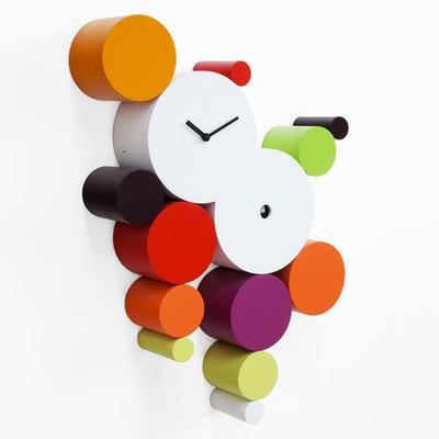 Progetti Cucuball Cuckoo Clock - Warm Colours