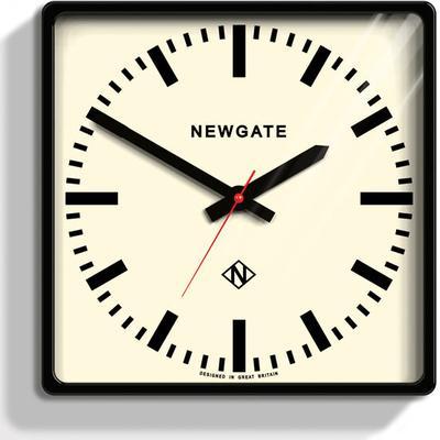 Newgate Underpass Retro Wall Clock - Black image 2