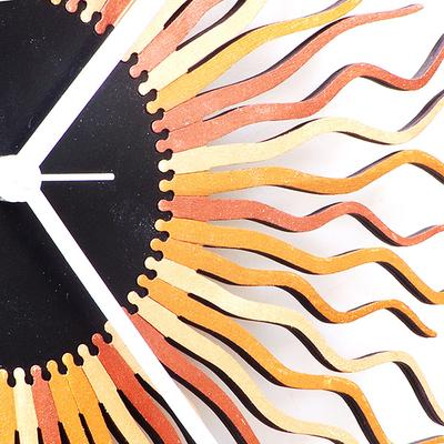 Medusa Wall Clock - Copper image 2