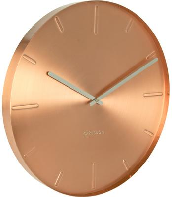 Karlsson Belt Wall Clock - Copper image 2