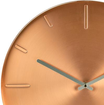 Karlsson Belt Wall Clock - Copper image 3