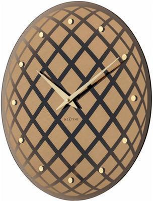 NeXtime Pendula Round Clock - Copper image 3