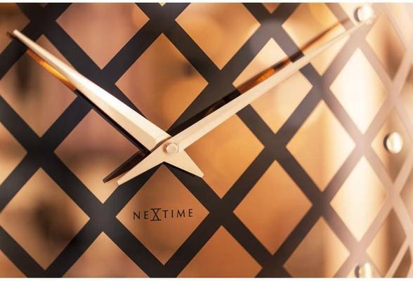NeXtime Pendula Round Clock - Copper image 5