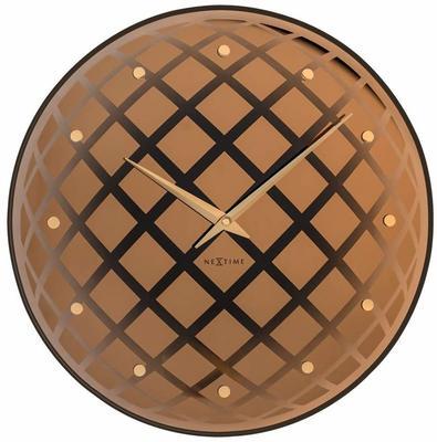 NeXtime Pendula Round Clock - Copper