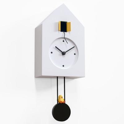 Progetti Freebird Pendulum Clock - White
