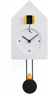 Progetti Freebird Pendulum Clock - White image 2