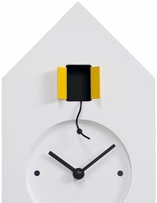 Progetti Freebird Pendulum Clock - White image 3
