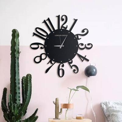 London Bridge Metal Wall Clock