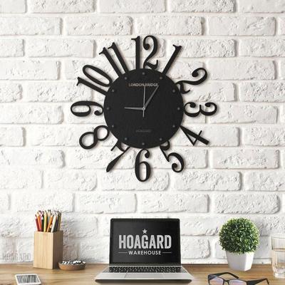 London Bridge Metal Wall Clock image 2