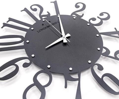 London Bridge Metal Wall Clock image 3